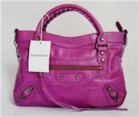 balenciaga handbags first 084331 in lilac